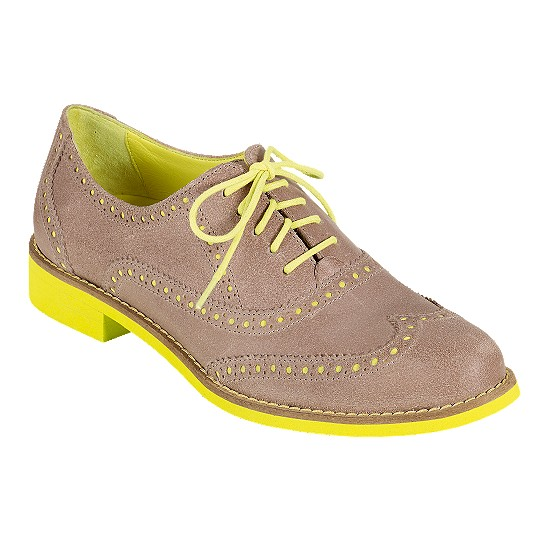 Cole Haan Alisa Oxford Light Cove/Chickadee Outlet Coupons