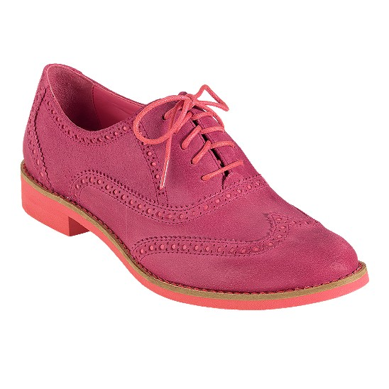 Cole Haan Alisa Oxford Rock Candy/Shrimp Outlet Coupons