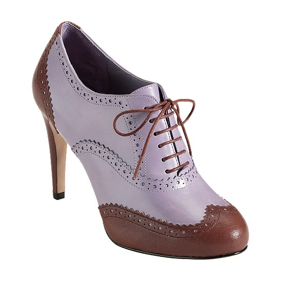 Cole Haan Lucinda Air Oxford Pump Sequoia/Cockle Outlet Coupons
