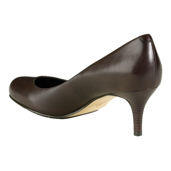 Cole Haan Air Talia Mid Pump Dark Chocolate Outlet Coupons