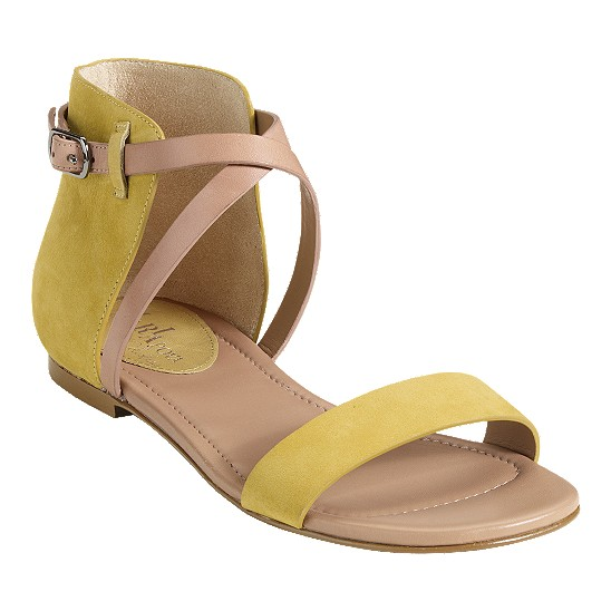 Cole Haan Air Catalina Flat Sandal Lichen Nubuck/Cove Outlet Coupons