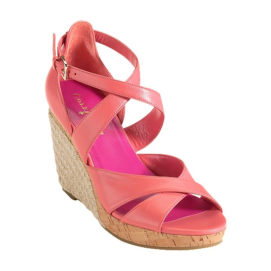 Cole Haan Air Marisa Sandal Shrimp Outlet Coupons