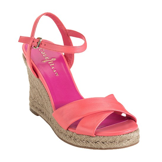 Cole Haan Air Camila Sandal 90 Shrimp Outlet Coupons