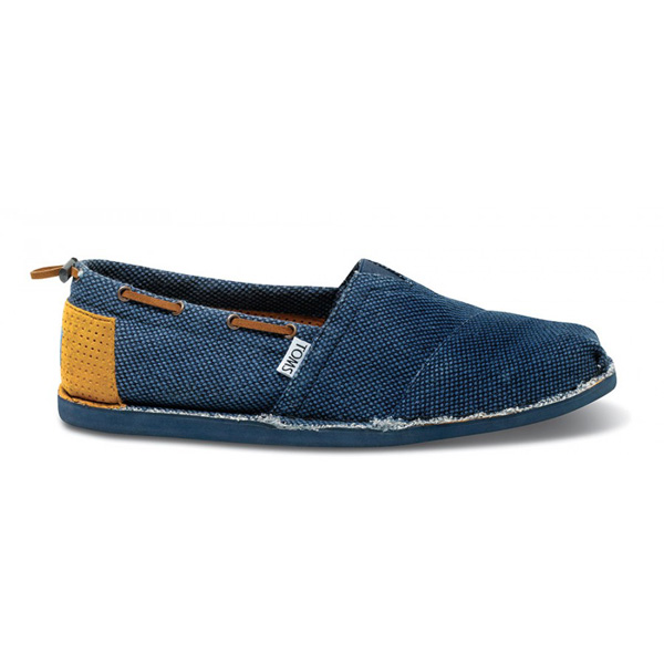 Toms Navy Farrin Men Bimini Stitchouts Outlet Coupons