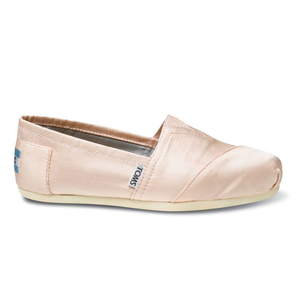 Toms Petal Grosgrain Women Classics Outlet Coupons