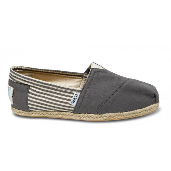 Toms Ash University Rope Sole Women Classics Outlet Coupons
