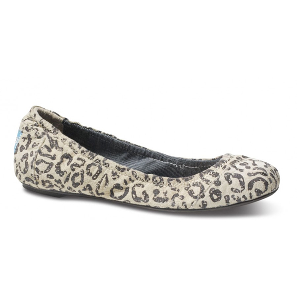 Toms Brown Gisele Ballet Flats Outlet Coupons