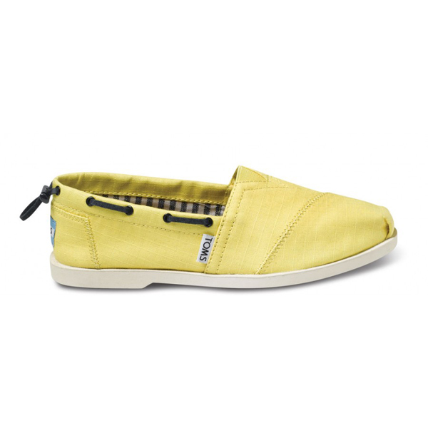 Toms Yellow Nautical Women Biminis Outlet Coupons