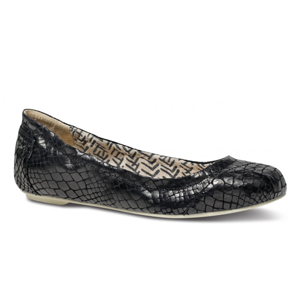 TOMS+ Black Serpentine Ballet Flats Outlet Coupons